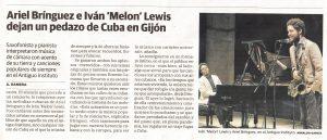 Alma en Cuba